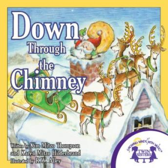 Down Through The Chimney, Kim Mitzo Thompson