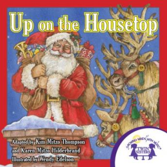 Download Up on the Housetop by Kim Mitzo Thompson