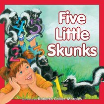 Five Little Skunks, Gloria Adams