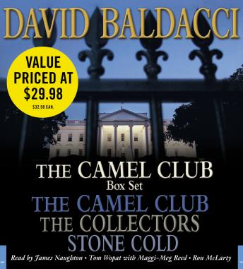 Camel Club Audio Box Set, David Baldacci
