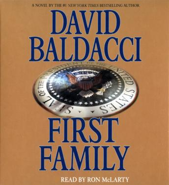 First Family, David Baldacci