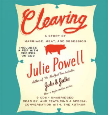 Cleaving, Julie Powell