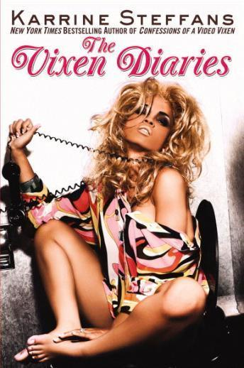 Vixen Diaries, Karrine Steffans