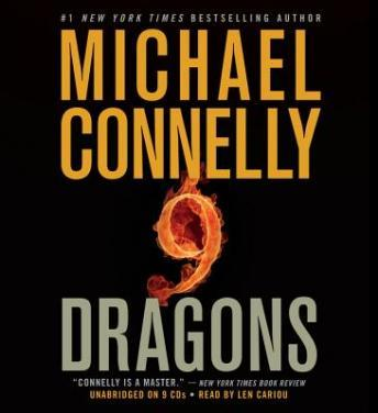 Nine Dragons, Michael Connelly
