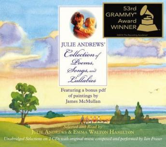 Julie Andrews' Collection of Poems, Songs, and Lullabies, Emma Walton Hamilton, Julie Andrews
