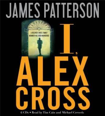 I, Alex Cross sample.