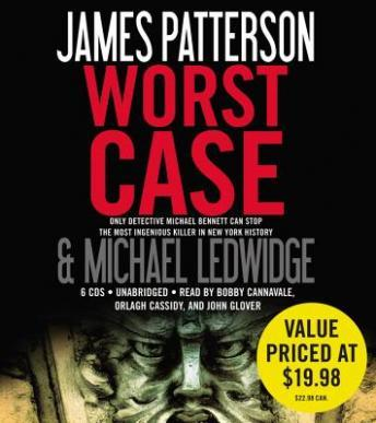 Worst Case, Michael Ledwidge, James Patterson