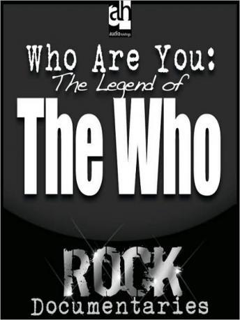 Who Are You?: The Legend of Who, Geoffrey Giuliano