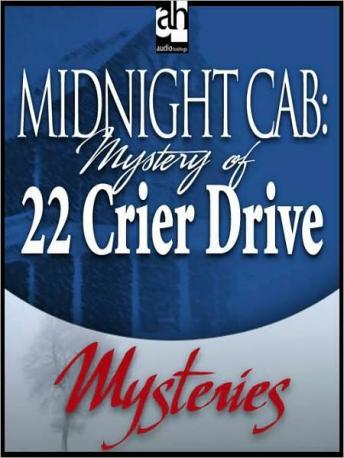Midnight Cab: Mystery of 22 Crier Drive sample.