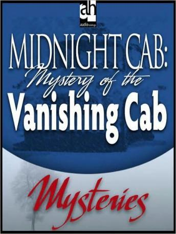 Midnight Cab: Mystery of the Vanishing Cab