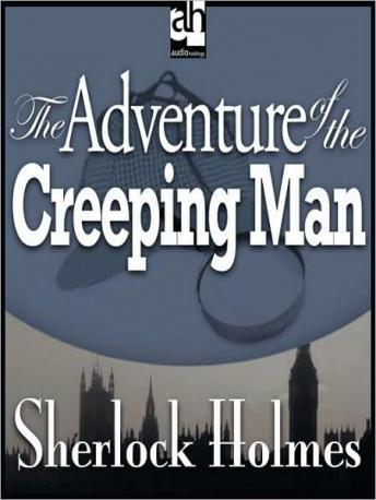 Sherlock Holmes: The Adventure of the Creeping Man sample.