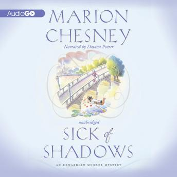 Sick of Shadows, Marion Chesney