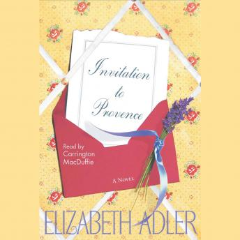 Invitation to Provence, Elizabeth Adler