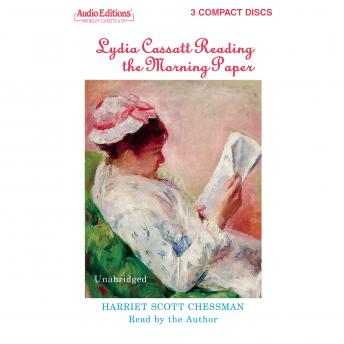 Lydia Cassatt Reading the Morning Paper, Harriet Scott Chessman