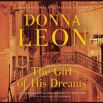 Girl of His Dreams, Donna Leon