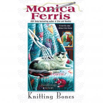 Knitting Bones, Monica Ferris