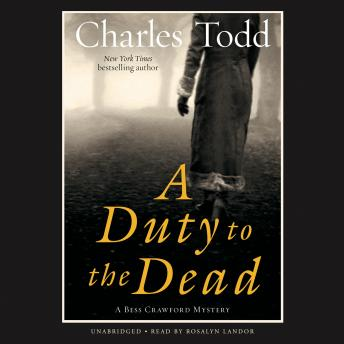 Duty to the Dead, Charles Todd