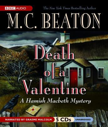 Death of a Valentine, M. C. Beaton