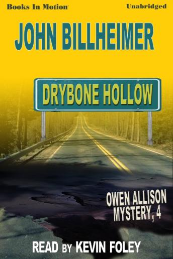 Drybone Hollow, John Billheimer