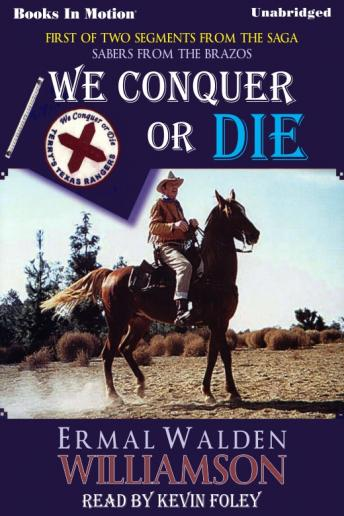 We Conquer Or Die, Ermal Walden Williamson