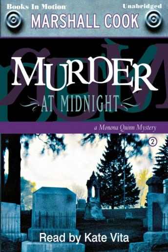 Murder At Midnight, Marshall J. Cook