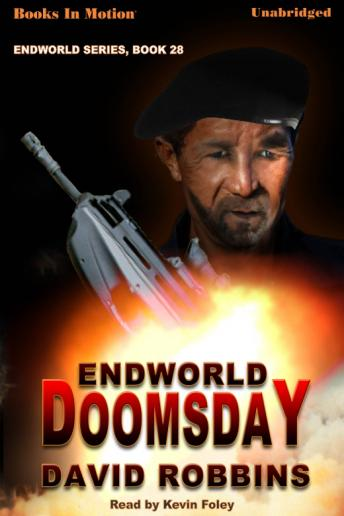 Endworld: Doomsday, David Robbins