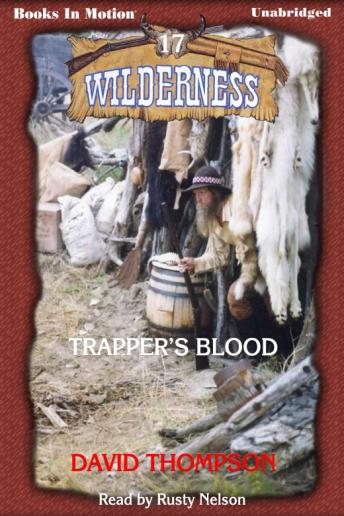 Trappers Blood, David Thompson