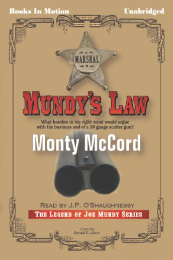 Mundy's Law, Monty McCord