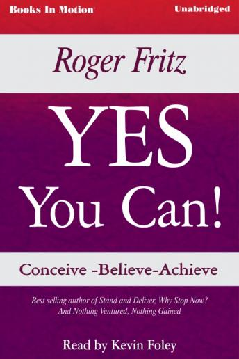 Yes You Can, Roger Fritz
