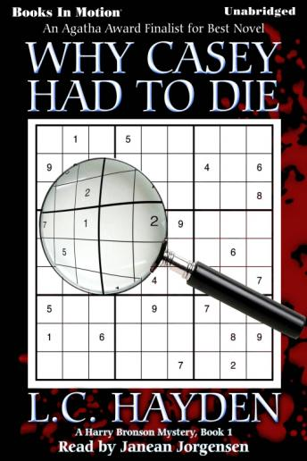 Why Casey Had To Die, L.C. Hayden