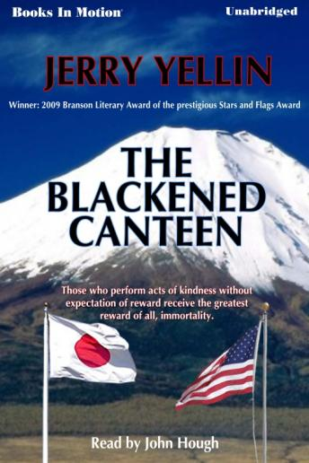 Blackened Canteen, Jerry Yellin