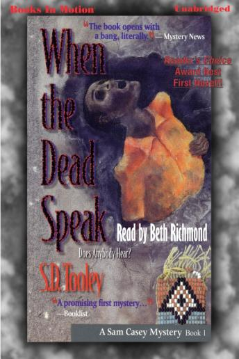 When The Dead Speak, S. D. Tooley