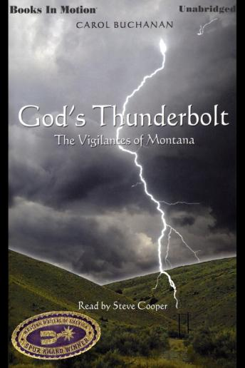 God\'s Thunderbolt, Carol Buchanan