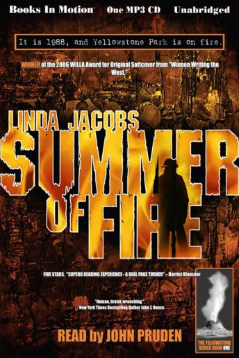 Summer Of Fire, Linda Jacobs