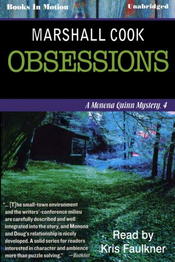 Obsessions, Marshall J. Cook