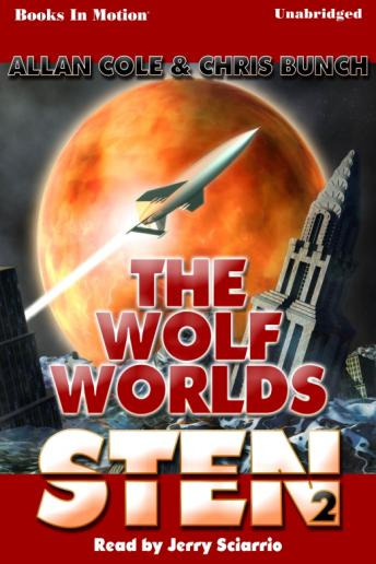 Sten: The Wolf Worlds