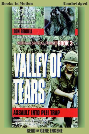 Valley Of Tears, Don Bendell