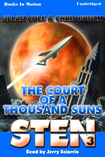 Sten: The Court Of A Thousand Suns, Chris Bunch, Allan Cole