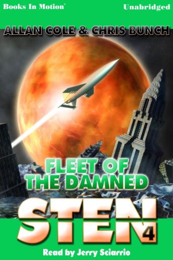Sten: Fleet Of The Damned, Chris Bunch, Allan Cole