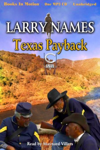 Texas Payback, Larry Names
