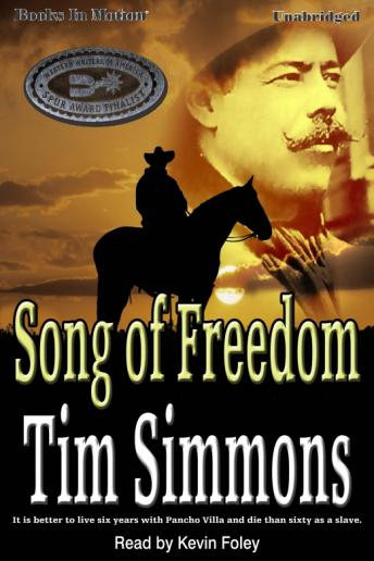 Song of Freedom, Tim Simmons