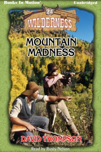 Mountain Madness, David Thompson