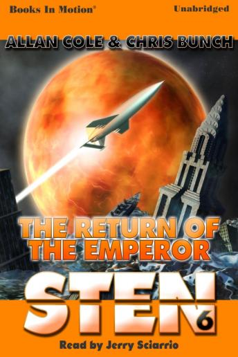 Sten: The Return of the Emperor