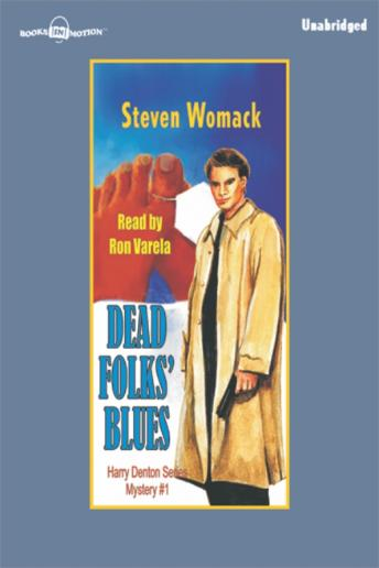 Dead Folks Blues, Steven Womack