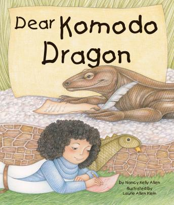 Dear Komodo Dragon