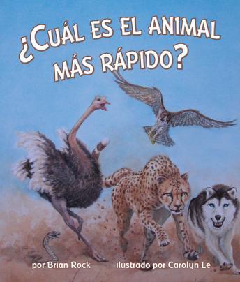 ¿Cuál es el animal más rápido?