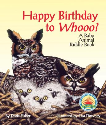 Happy Birthday To Whooo?, Audio book by Doris Fisher