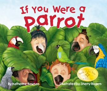 If You Were A Parrot, Audio book by Katherine Rawson