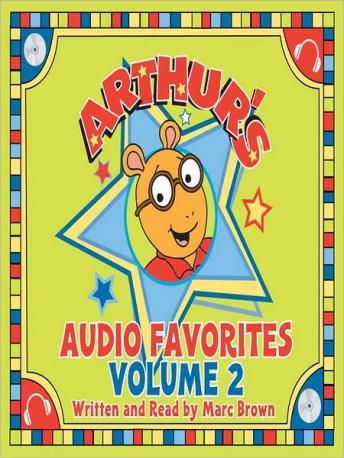 Arthur's Family Vacation, Marc Brown