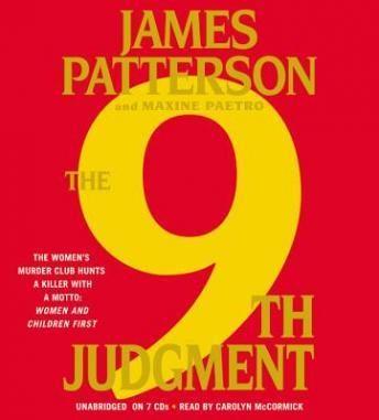 9th Judgment, Maxine Paetro, James Patterson